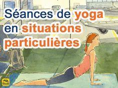 L'auteure Jennifer J. Hellinghaus, professeur de yoga e voyageuse, propose ses conseils d'une manière attrayante, ironique pour pratiquer le yoga durant nos voyages  #yoga #voyage #voyagerseule