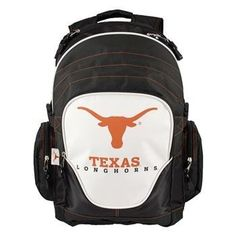 0bf987a5c2b NCAA Texas Longhorns Premium Backpack by Littlearth.  20.48. It s all about  the features with