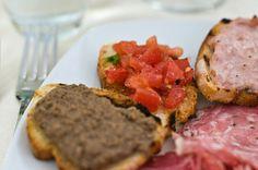 Crostoni toscana