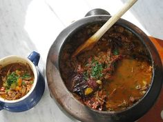 lacasadejuana   Cocina Fácil: Porotos con Carne Mechada Picante