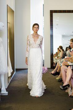 CAROLINA HERRERA 2015 BRIDAL PREVIEW — Betsi Ewing Studio