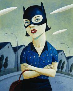 Jody Hewgill, very Enid in Ghost World Portrait Illustration, Graphic Illustration, Ghost World, Pop Surrealism, Community Art, Op Art, Illustrators, Contemporary Art, Art Gallery