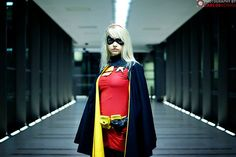 """ladies-of-cosplay: """" Robin (Stephanie Brown) Cosplayed by Kerraldine Holland, photographed by Carlos Adama Geek Photography """" Robin Cosplay, Dc Cosplay, Cosplay Girls, Cosplay Ideas, Batgirl And Robin, Batman And Batgirl, Stephanie Brown Robin, Best Cosplay Ever, Teen Titans Go"""