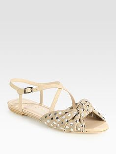Beyond obsessed with these Loeffler Randal sandals...they will be mine!!!