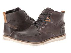 Type Z Mercer Grey Leather - Zappos.com Free Shipping BOTH Ways
