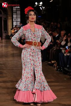 Consolación Ayala – We Love Flamenco Spanish Fashion, Fishtail, African Dress, Kaftan, African Fashion, Dress Up, Spain, Sew, Inspiration