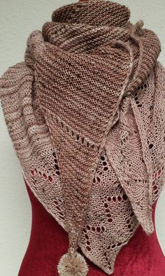 Paracord, Wrap, Knitting Patterns, Design, Sticks, Products, Fashion, How To Knit, Ponchos