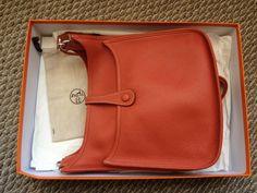 HERMES SHOULDER BAG @Michelle Flynn Coleman-Hers