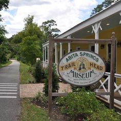 The Abita Trail Head Museum located in the Abita Springs Park. This museum features exhibits of the history of the town.