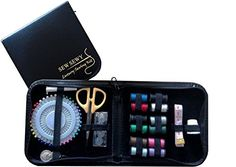 Sew Sewy Luxury Sewing Kit All Necessary Craft Supplies Including Self Threading Needles to Make Sewing Quick and Simple in Emergencies Travel Survival Set Suitable for Beginners Professionals Boys Girls Kids Men Adults Organised in Wipe Clean Case Sew Sewy http://www.amazon.com/dp/B00REJUUSW/ref=cm_sw_r_pi_dp_M9bDvb16BYS0G