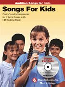 Songs for Kids - Audition Songs (Softcover with CD)