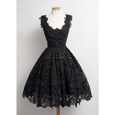 Dress: lace lolita black gothic black black fancy wedding bridesmaid... ❤ liked on Polyvore featuring dresses, formal cocktail dresses, short bridesmaid dresses, sexy cocktail dresses, short prom dresses and vintage cocktail dresses