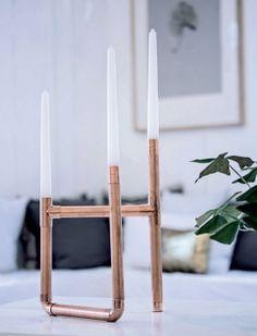 Galleri: Diy - 4 nemme idéer i kobber | Femina