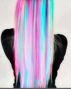 The Prettiest Assortment Of Colored Hair You've Ever Seen • Page 5 of 5 • BoredBug