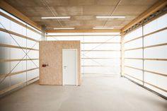 Fabian Evers Architecture and Wezel Architektur: Haus Unimog - Thisispaper Magazine