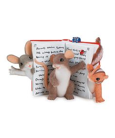 Look what I found on #zulily! Storybook Friends Figurine #zulilyfinds