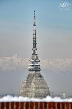 Mole Antonelliana, Turin.