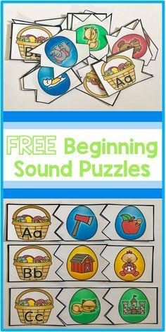FREE beginning sound...