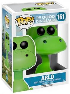 Arlo Vinyl Figure 161 - Funko Pop! van The Good Dinosaur