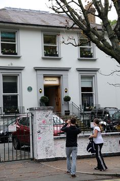 Abbey Road Studios. #beatles
