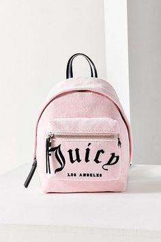 23c37b02828a Juicy Couture Pink Mini Backpack Mini Backpack, Backpack Purse, Small  Backpack, Cute Bags
