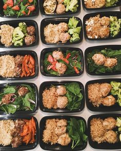 Prep Idea: How to pair your lean Turkey Meatballs with healthy sides