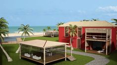 Apartamentos Na Planta Localizados Na Melhor Praia De Itacimirim - Apartamentos duplex na planta, oferecendo um grande valor e potencial de investimento em Itacimirim. O projeto está localizado em uma...