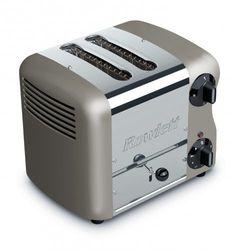 Rowlett Rutland Esprit 2 Slice Grey Toaster