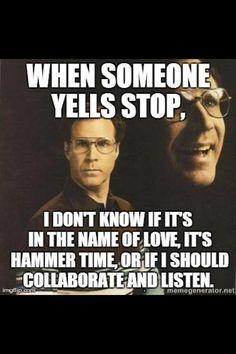 Stop! Will Ferrell