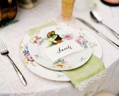 Nesting | Merci New York Blog  ~ Beautiful Table Setting  ...
