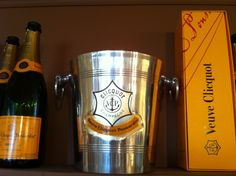 I love this vintage Champagne bucket.  Available at Watson Kennedy - Seattle, WA.