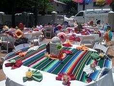 Mexican Fiesta Rehearsal Dinner