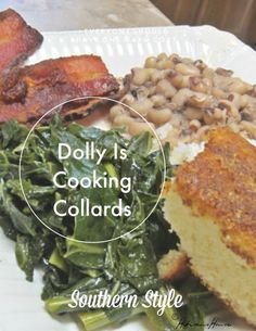Hibiscus House: Dolly' Is Cooking Collard Greens