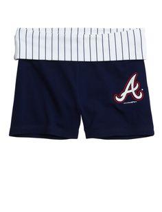 Atlanta Braves Yoga Short   Braves   MLB®