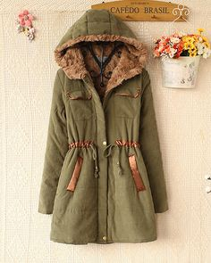New women's winter hooded coat mixed colors from women sweater coats boutique
