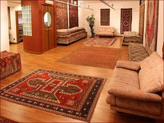 gb-rugs show room , Padua Italy THE BEST OF ANTIQUE CAUCASIAN RUGS