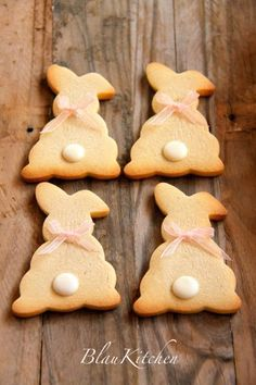 Love how simple these are Fancy Cookies, Cute Cookies, Easter Cookies, Easter Treats, Christmas Cookies, Easter Cake Easy, Easter Peeps, Hoppy Easter, Easter Party