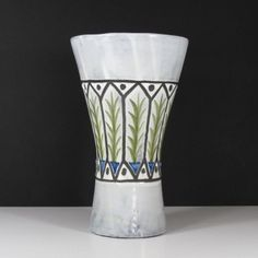 Roger Capron Vallauris vase 50S