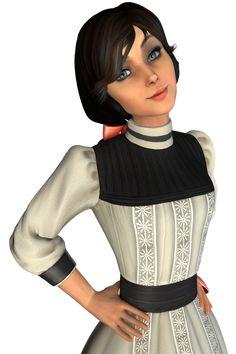 DeviantArt: More Like The Three Lizzieteers by Bioshock Infinite Elizabeth, Elizabeth Comstock, Bioshock 2, Deviantart, Gallery, People, Baby, Roof Rack, Baby Humor