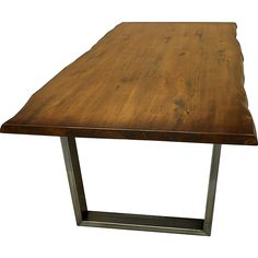 Soho Live Edge Dining Table - Overstock Shopping - Great Deals on South Cone Home Dining Tables
