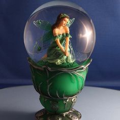 FAIRY Snow Globes - Bing Images