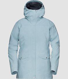 Norrøna oslo Gore-Tex Jacket for women - Norrøna® Gore Tex Jacket, Oslo, Raincoat, Jackets For Women, Fashion, Reach In Closet, Women's, Rain Jacket, Cardigan Sweaters For Women