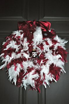 Texas Aggie Wreath