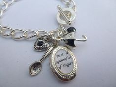 Mary Poppins Just A Spoonful Of Sugar Quote by allthingsyummy, $27.00