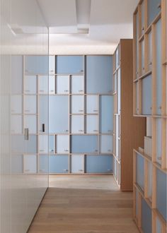 Idéia para armários vestiários