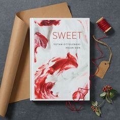 In Sweet, Yotam Ottolenghi showcases an incredible array of baked goods, desserts and confections alongside his collaborator, Helen Goh. This would make an irresistible present for so many people in your life; the avid Ottolenghi fan, the baker and the true foodie will all rejoice at unwrapping this beautifully presented sugar bible. #baking Ottolenghi Recipes, Yotam Ottolenghi, Delia Smith, Rick Stein, Dinner Party Desserts, Nigella Lawson, New Cookbooks, Us Foods, Christmas Fun