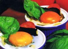 Uova e melanzane