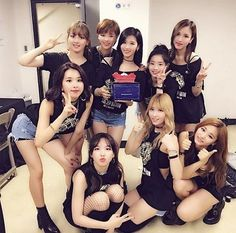 TWICE thank fans for seeing them at their first ever 'JYP Nation' concert | allkpop.com