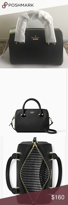 BNWT Kate Spade Cameron Street Lane Brand New With Tags Kate Spade Cameron Lane in black. Can be used as a crossbody and handbag as pictured. Please let me know if there are any questions  kate spade Bags Crossbody Bags
