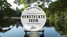 Hier kommen 11 Badeseen in und um München, an denen im Sommer nicht ganz so viel los ist –und die vielleicht ja noch echte Geheimtipps sind!